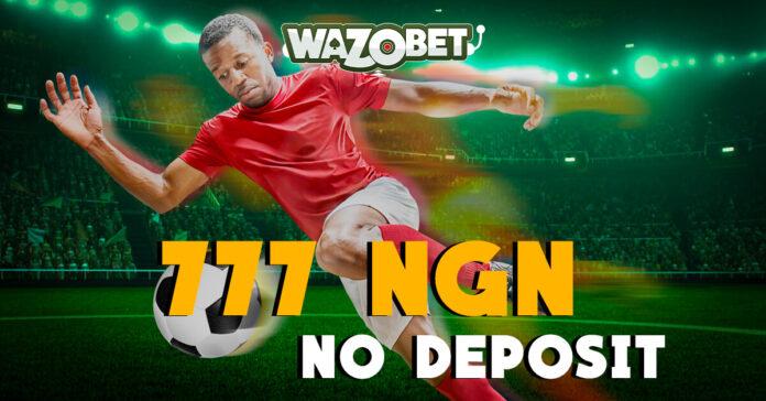 Wazobet 777 No Deposit Bonus