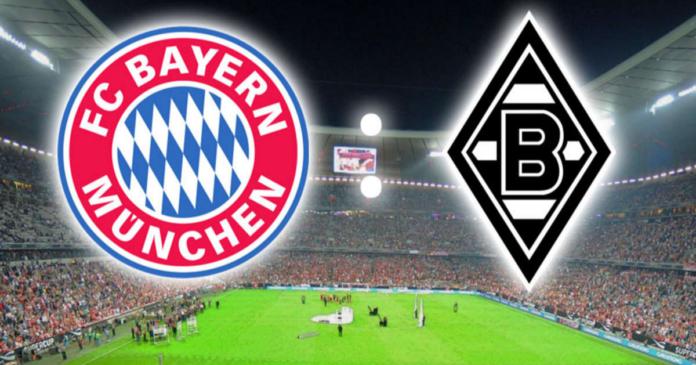 Monchengladbach vs Bayern (08/01/2021)