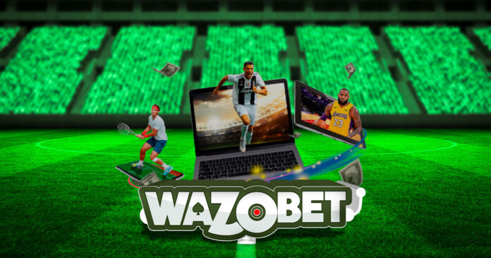 All about Wazobet sports betting and casino platform