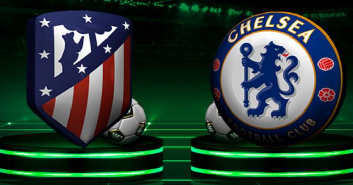 Atletico Madrid vs Chelsea - (23/02/2021)