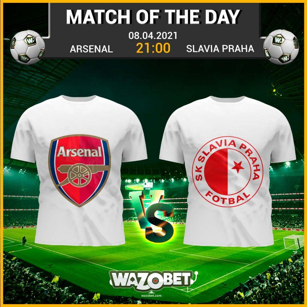 Arsenal vs Slavia Prague - Free Football Tips - (08/04/2021)