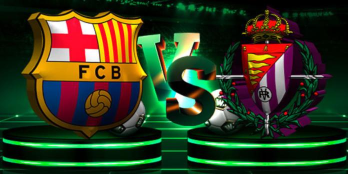 Barcelona vs Villadolid - (05/04/2021)