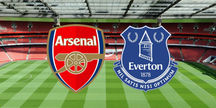 Arsenal vs Everton (23/04/2021) Tip